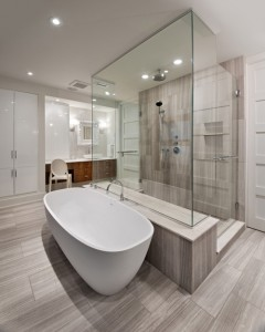 en-suite bathroom design