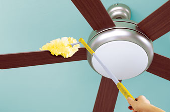 5 important maintenance tips for ceiling fans california ceiling fan cleaning mozeypictures Images