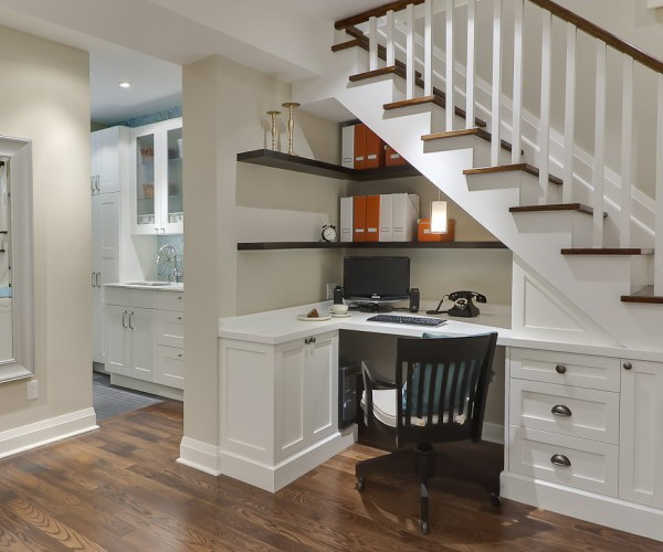 Staircase Ideas Innovative Uses And Storage For Under A Staircase California Apartments Blog