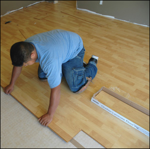 Laminate Flooring – Buying And Installing