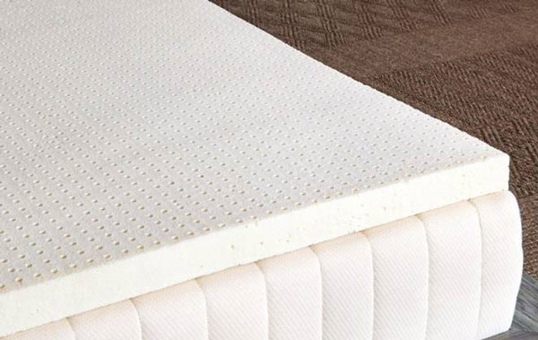 Pure Green Latex Mattress Topper